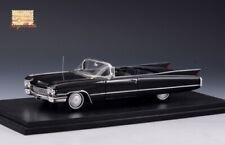 Cadillac Series 62 Convertible Black 1960 STM60303 1:43 Stamp Models GLM