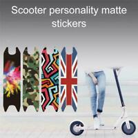 For Xiaomi MAX‑G30 Electric Scooter Pedal Sandpaper Cover Sticker PVC Decor G4R4