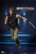 Hot Heart X-Men Origins Deadpool Wade Wilson Ryan Reynolds FD003 Toys 1/6 Figure