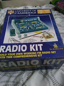Build Your Own Radio Model Kit