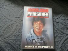 """DVD """"THE PRISONER"""" Jackie CHAN // Zone 1"""