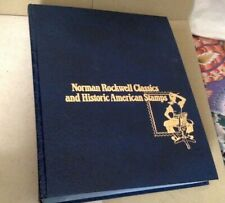 Stamp Set US First Day Covers. Normal Rockwell Classics Historic American Stamps