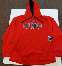 Champion Ole Miss Rebels Men's Pullover Hoody NWT Size 2XL