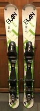 99 cm Elan ski blades / snowblades + Elan ESP10 bindings