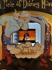 Disney Pin A Piece of Disney Movies History Aladdin Jasmine Le 2000 Podm