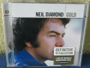 Neil Diamond - Gold *2CDs+Remastered* (Definitive Collection)