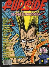 FLIPSIDE MAGAZINE FROM 1993   BOREDOMS   PUNK ROCK MAGAZINE     NO MAILING LABEL