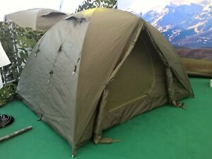 Climbing tent with a masking cover. Russian army & Special Operation Forces