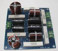Dynavox MKP 3-Wege Switch Audio Crossover BASS TREBLE 1kHz 3,2khz 300W RMS 3w300