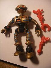 vintage Playmate TMNT Tortues Figure Ninja Turtles FUGITOID Robot incomplet
