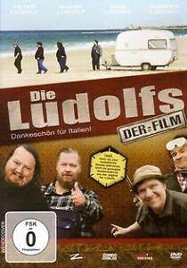 Die Ludolfs - Der Film von Matthias Benzing, Tobias Streck   DVD   Zustand gut