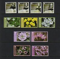 Gibraltar - Two sets from 2014, cat. $ 26.00