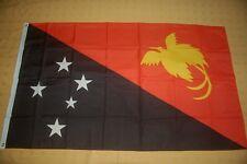 Papua Neuguinea Flagge Fahne Hißflagge Hissfahne 150 x 90 cm