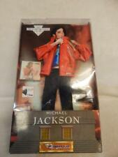 "STREET LIFE MICHAEL JACKSON BEAT IT 12"" FIGURE OUTFIT BOXED"