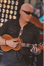 TRAIN: JIMMY STAFFORD SIGNED 6x4 ACTION PHOTO+COA *DRIVE BY* *HEY, SOUL SISTER*