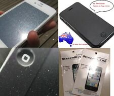 Diamond Glitter Sparkling Effect Screen Protector for iPhone 5 5s 5c -OZ seller