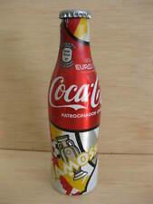 Botella de aluminio - Lata Coca-Cola España - Eurocopa 2012 - VAMOSS