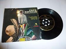 """PEPE ZAPATTA - Et son orchestre - French 7"""" Vinyl Single"""