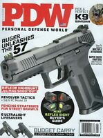 Guns & Ammo Personal Defense issue # 225    2020
