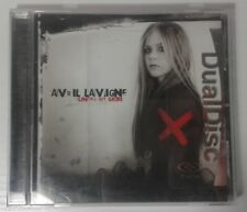 Avril Lavigne DualDisc CD + DVD Dual Disc Raro Under My Skin Limited Edition USA