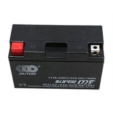 YT7B-BS CT7B-4 AGM  Battery Ducati 1199 Panigale KLX400 DRZ400 TTR250 Zume 125
