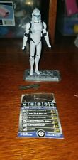 Star Wars Clone Wars Trooper Hardcase army builder 3.75 figure tcw 501st