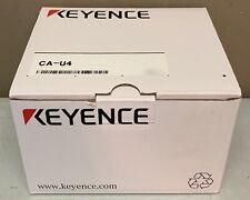 New Keyence CA-U4 Ultra Compact Switch-Mode Power Supply