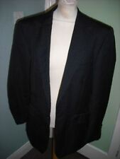 Men's Striped One Button Jackets Suits & Tailoring