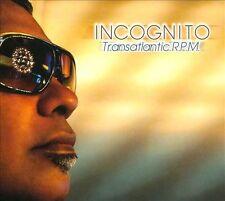 Incognito - Transatlantic Rpm - New Factory Sealed CD