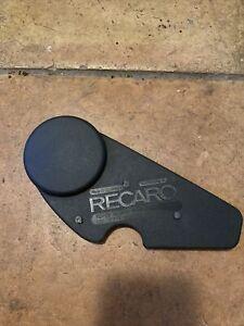 Recaro Seat Hinge Cover Plastic Trim Triangle Lx Ls Speed Block Off Cover Cap