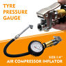 Tire Pressure Gauge Digital Car Bike Truck Auto Air PSI Meter Tester Tyre Gage