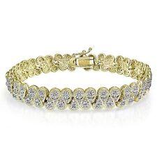Gold Natural Not Enhanced Fine Bracelets