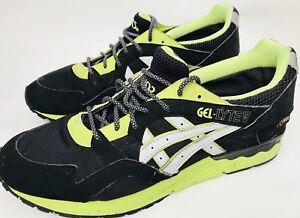 ASICS GEL LYTE V Goretex Green Black Athletic Running Shoes Sneakers Men's 11.5
