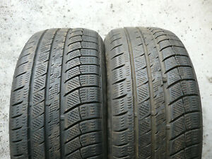 2x WINTER TYRES DAVANTI WINTOURA 225 50 17 7mm FITTING AVAILABLE TESTED P827