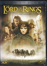Lotr: The Fellowship of the Ring (Dvd, 2001, Widescreen, English/French) Jackson