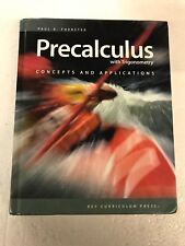 Precalculus with Trigonometry by Paul A. Foerster (2011, Hardcover, Revised)
