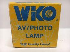 NEW (Old Stock) WIKO Bulb FHS 82 Volt 300 Watt AV/Photo Lamp Bulb (MSRP $34.98)