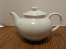 MRS. TEA by Mr. Coffee 6 Cup Ceramic Teapot & Lid Replacement (2 Available)