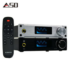 ALIENTEK D8 HiFi Audio Stereo Coaxial Optical Headphone Digital Power Amplifier