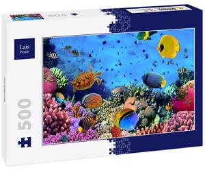 Lais Puzzle - Korallenriff - 500 Teile