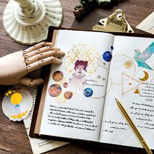 60 Sheet/Pack Kawaii Galaxy Washi Stickers DIY Scrapbooking Photo Album Loved