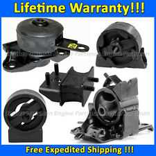 K0199 Motor/&Trans Mount 5pc Set for 1989-1991 Toyota Camry 2.0L 2WD w//AUTO