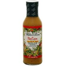 Walden Farms Calorie Free Natural Flavored Italian Dressing - 12 oz (355 mL)