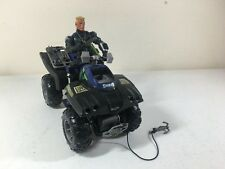 GI Joe Sigma Six Night Ranger Duke w/ ATV