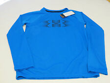 Under Armour Allseasnon Gear UA Performance L/S shirt L Youth Boys active NEW