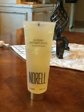 Norell Shower Gel 5oz rare new
