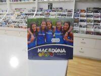Makedonien CD Spanisch Katalanisch Desperta 2012 Digipack