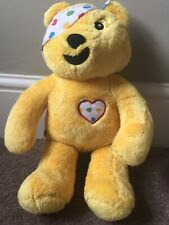 build a bear pudsey