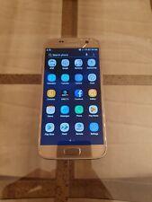 Samsung Galaxy S7 - 32GB-Oro Platino-Sbloccato-Bundle