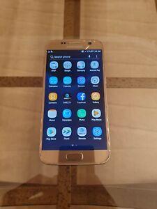 Samsung Galaxy S7 - 32GB - Gold Platinum - Unlocked - Bundle